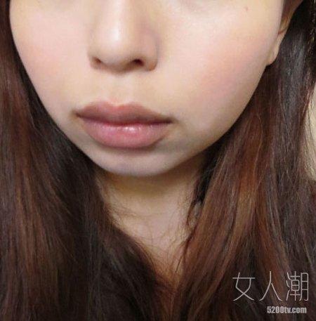 唇部化妆小tips 肉肉唇变性感丰唇